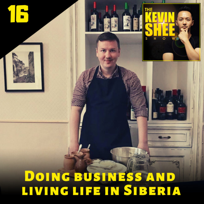 16 - Doing business and living life in Siberia